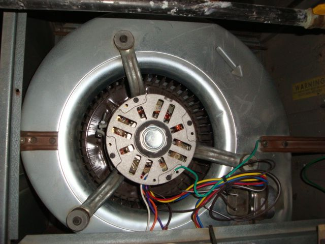 Air conditioner blower motor do you need to replace ac for Oil for blower motor